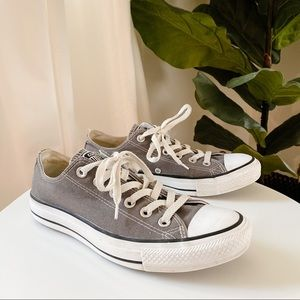 Converse Chuck Taylor All Star Grey Women's Shoes